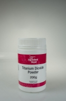 Melbourne Fodd Ingredient Depot Titanium Dioxide Powder 200g
