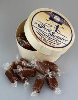 Caramels With Fleur de Sel Le Petit Saunier in Round Box 50g