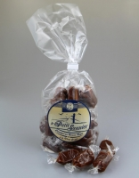 Caramels With Fleur de Sel Le Petit Saunier in Cellophane Bag 200g