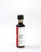 The Essential Ingredient Bourbon Vanilla Extract with Seeds 50g
