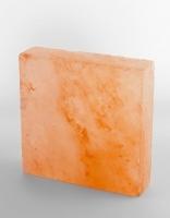 Himalayan Salt Brick 15.2cm x 15.2cm x 3.8cm