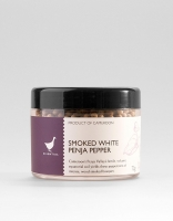 The Essential Ingredient Smoked White Penja Pepper 70g