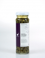 The Essential Ingredient Organic Tiny Capers in Vinegar 65g