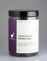 The Essential Ingredient Whole Black Peppercorns 250g