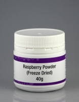 Freeze Dried Raspberry Powder 40g