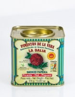 La Dalia Hot Smoked Paprika 370g - Click for more info