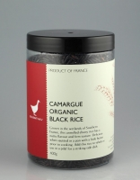 The Essential Ingredient Camargue Organic Black Rice 400g