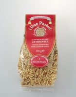 I Due Pastori Toasted Fregola Sarda 500g - Click for more info