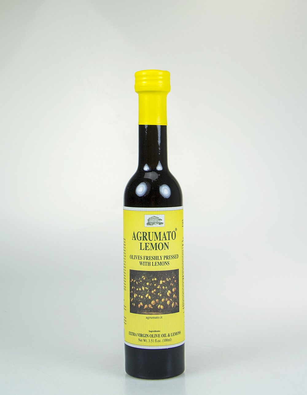 Agrumato LUX Olive Oil with Lemon 100mL
