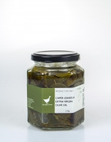 The Essential Ingredient Caper Leaves in Extra Virgin Olive Oil 220g