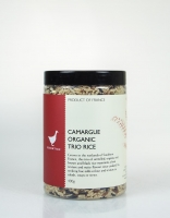 The Essential Ingredient Camargue Organic Trio Rice 400g