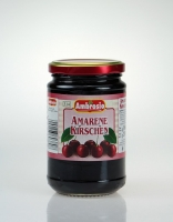 Ambrosio Amarena Cherries in Syrup 380g