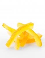 Candied Orange Peel Strips 5kg