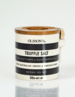 Olsson's Truffle Salt 50g - Click for more info