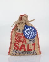Olsson's Macrobiotic Sea Salt Pouch Rock 250g