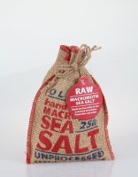 Olsson's Macrobiotic Sea Salt Pouch Raw 250g