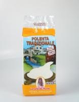 La Grande Ruota Traditional White Polenta 1kg - Click for more info