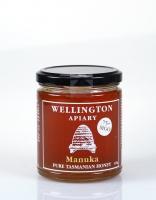 Wellington Apiary Pure Tasmanian Manuka Honey 75+ MGO 325g