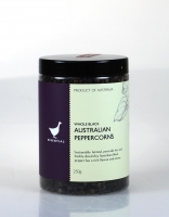 The Essential Ingredient Australian Whole Black Peppercorns 250g