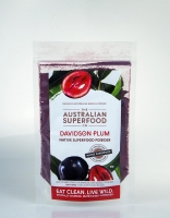 The Australian Superfood Co Freeze Dried Davidson Plum 80g