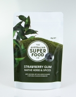 The Australian Superfood Co Flaked Strawberry Gum 80g