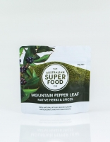 The Australian Superfood Co Dried Ground Mountain Pepper Leaf 20g