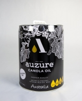 Australian Auzure Canola Oil: Buy 4 Save $30.80 20L