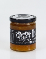 Pineapple, Coconut and Rum Jam Drunken Sailor 295g