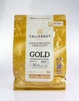 Callebaut Gold Caramel Callets 2.5kg