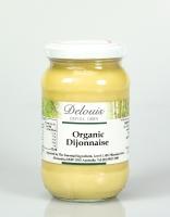 Delouis Organic Dijonnaise 245g - Click for more info