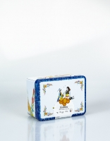 Butter Biscuits La Trinitaine Small Tin 130g