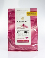 Callebaut Ruby Callets 2.5kg