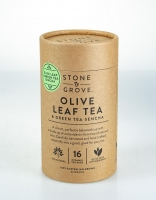 Stone & Grove Olive Leaf & Green Tea Sencha