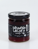 Drunken Sailor Beetroot and Gin Relish 295g