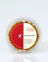 The Essential Ingredient Golden Raisins 200g - Click for more info