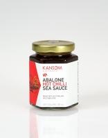 Kansom Abalone Hot Chilli Sauce 180ml