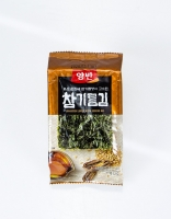 Dongwon Roasted Seaweed with Sesame Oil 5g