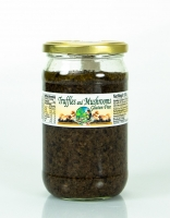Sulpizio Tartufi Truffle & Mushroom Gluten Free Salsa 500g - Click for more info