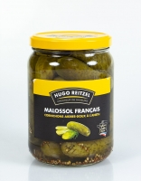 Sweet & Sour French Gherkins 425g