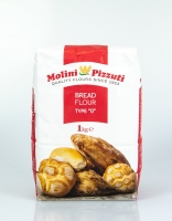 BEST BEFORE SPECIAL - Type 0 Bread Flour 1kg