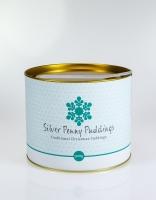 Australian Silver Penny Puddings Traditional Christmas Pudding 900g