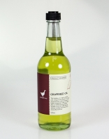 The Essential Ingredient Grapeseed Oil 500ml