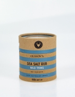 Olsson's Sea Salt Rub Wild Thing 100g - Click for more info