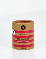 Olsson's Sea Salt Rub Big Chilli & Garlic 160g - Click for more info