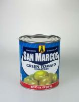 San Marcos Whole Tomatillos 2.8kg