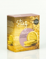 Stag Stornoway Cocktail Oatcakes with Honey & Seeds 125g