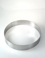 De Buyer Stainless Steel Cake Ring 20cm