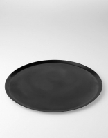 De Buyer Blue Carbon Steel Pizza Tray 32cm