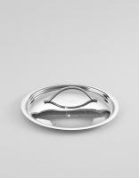 De Buyer Stainless Steel Saucepan Lid 16cm