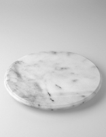 White Marble Lazy Susan 30cm